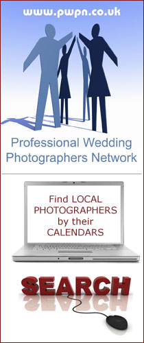 Find local wedding photographers in your area